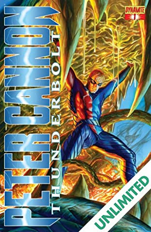 Peter Cannon: Thunderbolt (2012-2013) #1